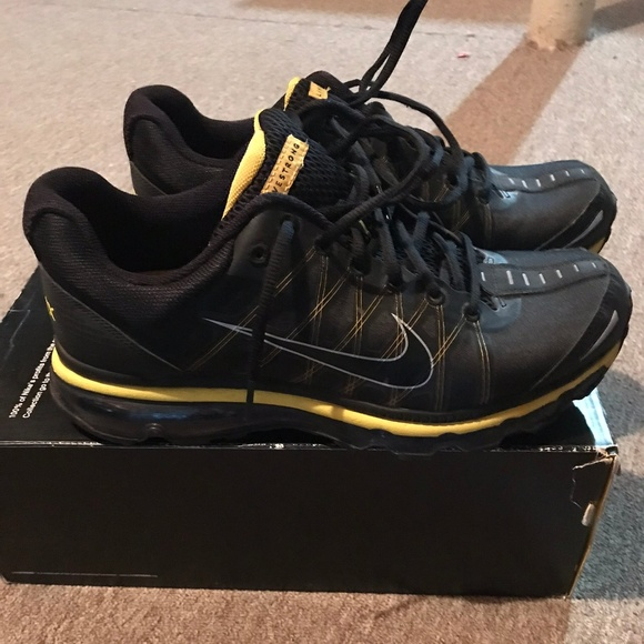 flour Lil pocket  Nike Shoes | Mens Livestrong X Air Max 2009 Sz 105 | Poshmark